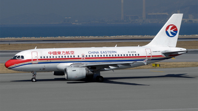 B-2334 - Airbus A319-112 - China Eastern Airlines