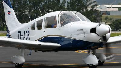 TI-AGR - Piper PA-28-180 Cherokee Challenger - Instituto de Aviacion CentroAmericano (IACA)