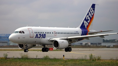 F-WWIA - Airbus A318-111 - Airbus Industrie