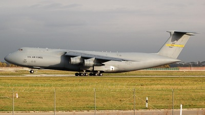 87-0027 - Lockheed C-5B Galaxy - United States - US Air Force (USAF)