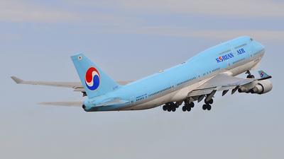 HL7404 - Boeing 747-4B5 - Korean Air