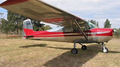 VH-GIL - Cessna 150 - Private