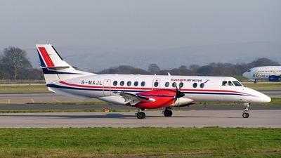 G-MAJL - British Aerospace Jetstream 41 - Eastern Airways