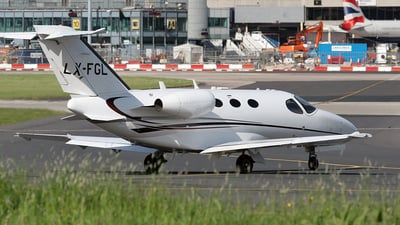 LX-FGL - Cessna 510 Citation Mustang - Flying Group