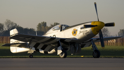 N2869D - North American P-51D Mustang - Private