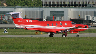HB-FPS - Pilatus PC-12/45 - Redex Air