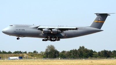 87-0039 - Lockheed C-5A Galaxy - United States - US Air Force (USAF)