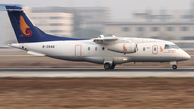 B-3946 - Dornier Do-328-300 Jet - Grand China Express