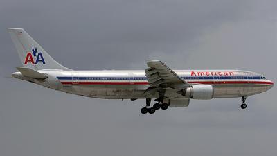 N41063 - Airbus A300B4-605R - American Airlines
