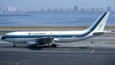 N204EA - Airbus A300B4-2C - Eastern Air Lines