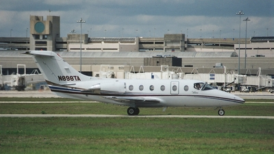 N898TA - Beechcraft 400A Beechjet - Flight Options