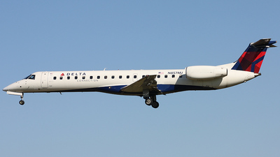 N857MJ - Embraer ERJ-145LR - Delta Connection (Freedom Airlines)