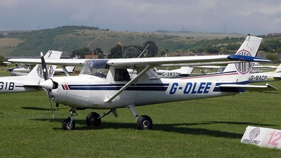 A picture of GOLEE - Cessna F152 -  - © Martin Stephen
