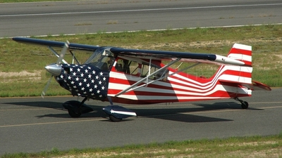A picture of N8663 - Bellanca 8KCAB - [7673] - © Dylan Cook
