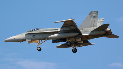 A21-27 - McDonnell Douglas F/A-18A Hornet - Australia - Royal Australian Air Force (RAAF)
