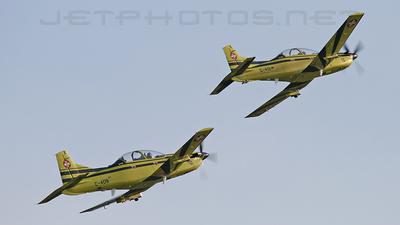 C-409 - Pilatus PC-9 - Switzerland - Air Force