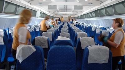 RA-96017 - Ilyushin IL-96-300 - Kras Air - Krasnoyarsk Airlines
