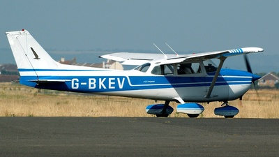 G-BKEV - Reims-Cessna F172M Skyhawk - Private