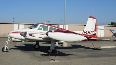 N4839B - Cessna 310 - Private
