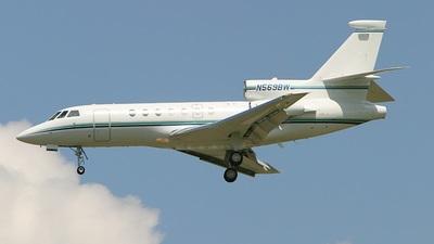 N569BW - Dassault Falcon 50EX - Quality Jet