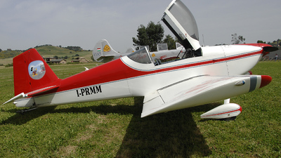 I-PRMM - Vans RV-6 - Private