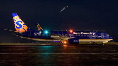 N810SY - Boeing 737-8BK - Sun Country Airlines