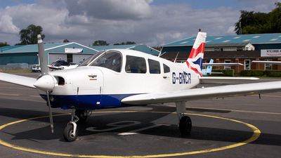 G-BNCR - Piper PA-28-161 Warrior II - Private
