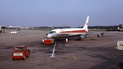 N815TW - Convair CV-880 - Trans World Airlines (TWA)