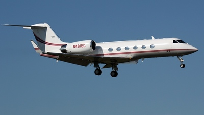 N491EC - Gulfstream G-IV(SP) - Private