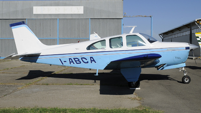 I-ABCA - Beechcraft E33A Bonanza - Private