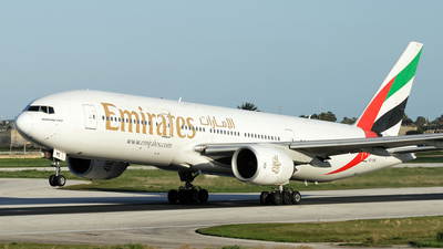 A6-EME - Boeing 777-21H - Emirates