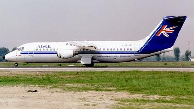 G-BTTP - British Aerospace BAe 146-300 - Air UK