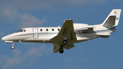 HB-VOM - Cessna 560XL Citation XLS - Astron Aviation