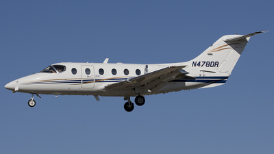 A picture of N478DR - Hawker Beechcraft 400XP - [RK61] - © Jeremy D. Dando