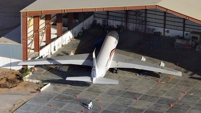 ST-AQW - Boeing 707-336C - Sudanese States Aviation