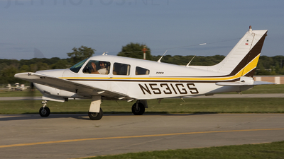 A picture of N531GS - Piper PA28R201 - [28R7837019] - © Andrew Thompson