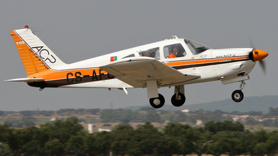 CS-AFU - Piper PA-28R-200 Cherokee Arrow  - Aero Club de Portugal