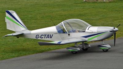 A picture of GCTAV - Evektor EV97 EuroStar - [2129] - © Robert Beaver
