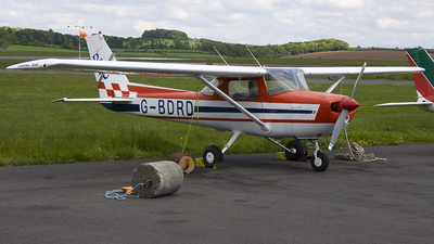 A picture of GBDRD - Cessna FRA150M Aerobat - [0289] - © BT777