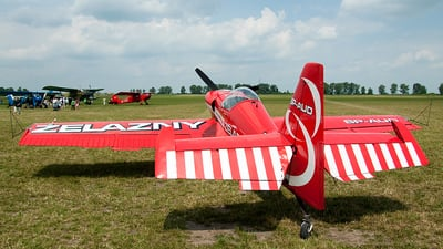 SP-AUD - Zlin 50LS - Zelazny Aerobatic Team