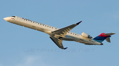 N807SK - Bombardier CRJ-900LR - Delta Connection (SkyWest Airlines)