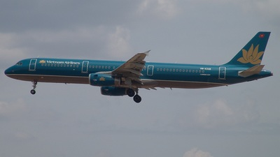 VN-A348 - Airbus A321-231 - Vietnam Airlines