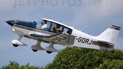 F-GORJ - Robin DR400NGL - Aero Club - Quimper