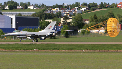 295 - General Dynamics F-16AM Fighting Falcon - Norway - Air Force