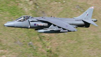ZG503 - British Aerospace Harrier GR.9A - United Kingdom - Royal Air Force (RAF)