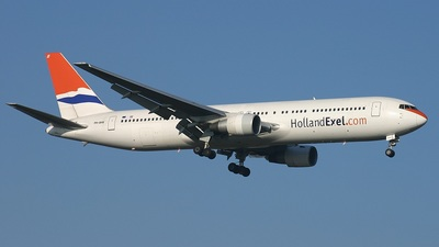 PH-AHX - Boeing 767-383(ER) - HollandExel
