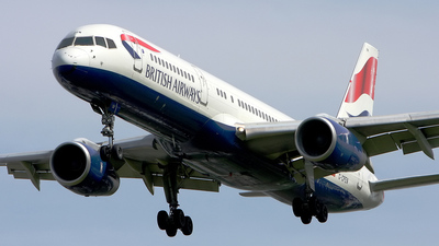 G-CPEN - Boeing 757-236 - British Airways