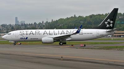 JA51AN - Boeing 737-881 - Air Nippon (ANK)