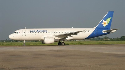 VN-A123 - Airbus A320-211 - Lao Airlines