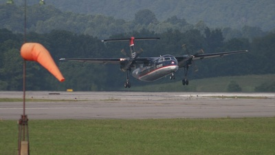 N943HA - Bombardier Dash 8-102 - US Airways Express (Piedmont Airlines)